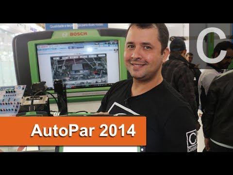 Dr CARRO Novidades da AutoPar 2014 - Curitiba PR