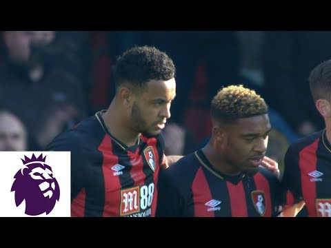 Video: Josh King converts from penalty spot for Bournemouth against Wolves | Premier League | NBC Sports