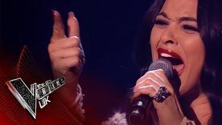 Michelle John performs 'Purple Rain':The Voice UK 2017