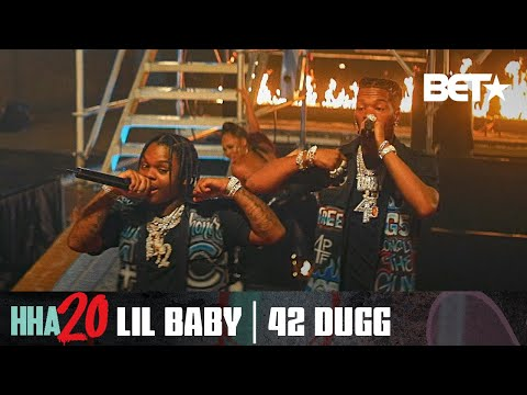 """Lil Baby And 42 Dugg Get The Show Started With Performance of """"We Paid""""! 