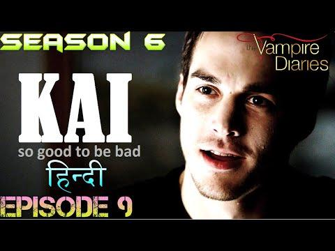 The Vampire Diaries Season 6 Episode 9 Explained Hindi  वैम्पायर डायरीज KAI IN BACK & REVENGE TO JO