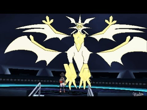 Pokemon Ultra Sun and Moon - NECROZMA FINAL FIGHT