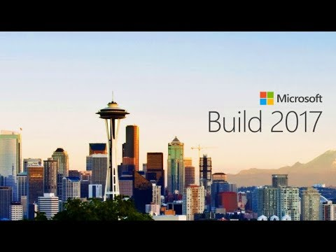 Build 2017 - Day 3 Keynote: The Business of Code