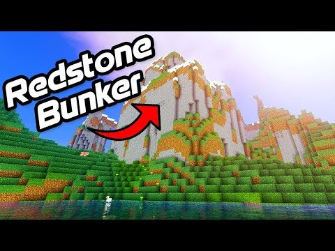redstone - In this episode, we start off the bunker by getting a blast-proof main room built, mob proofing it, and hiding our entrance. Seed: 93493475 =================...