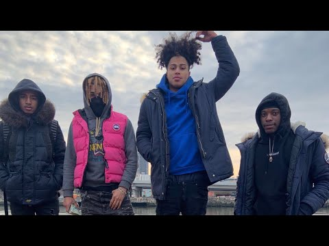 CurlyhairJayden X Sway X Trendy- Famous (Official Video ) [Directed X BiLLyCLEAN]