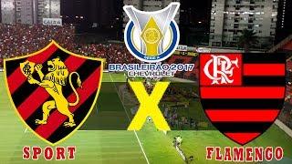 Assistir Sport x Flamengo 07/06/2017 Ao vivo Brasileirão Série A 2017 Link do jogo ao vivo abaixo ! Link do Jogo Sport e Flamengo ao vivo: http://tudotv.tv/a...