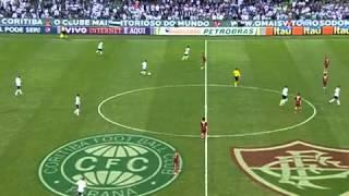 Gols - Coritiba 0 x 2 Fluminense - 14ª Rodada - Campeonato Brasileiro 2012 Melhores Momentos: http://www.youtube.com/watch?v=roQ5jd2vw-M.
