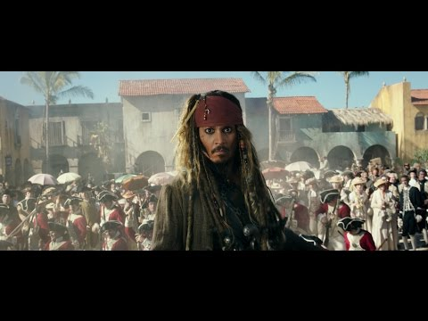 Pirates of the Caribbean: Dead Men Tell No Tales (Trailer)