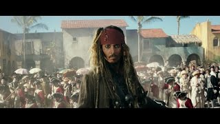 Nonton Pirates Of The Caribbean  Dead Men Tell No Tales   Official Trailer Film Subtitle Indonesia Streaming Movie Download