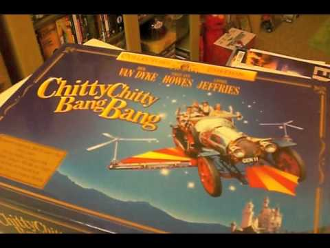Update - DVD Giftsets (Chitty Chitty Bang Bang, ET And Inglorious Bastards)