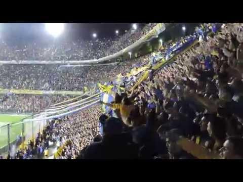 River decime que se siente. Boca 3 Central 0 - La 12 - Boca Juniors