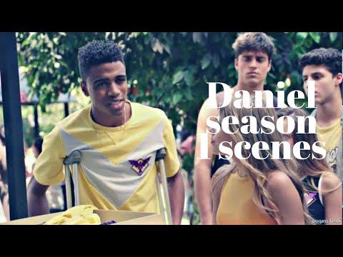 Daniel season 1 scenes | greenhouse academy S1
