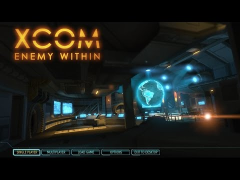 XCOM: Enemy Within. Episode 4- Crashed Alien Ship Take Two.