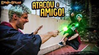 REZENDE VS JOÃO ( JOÃO SE MACHUCOU ) - ESCOLA DE BRUXOS #10 [ REZENDE EVIL ]