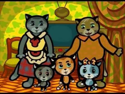 Три котенка новые серии 3 сезон