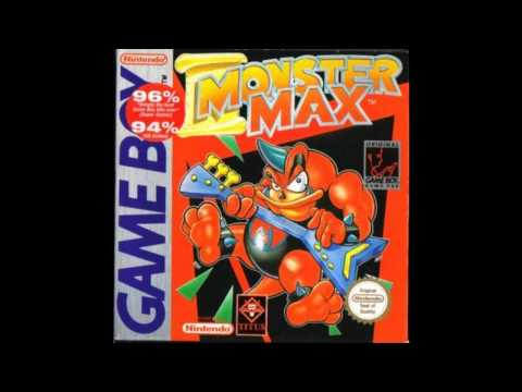 Monster Max Game Boy