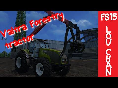 Valtra T140 v1.0