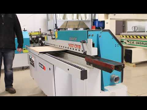 Used Holzher 1432 CP:B Edgebander   Low Hours