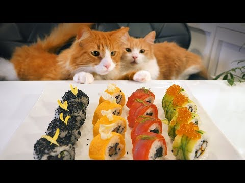 A Japanese Take on American Sushi