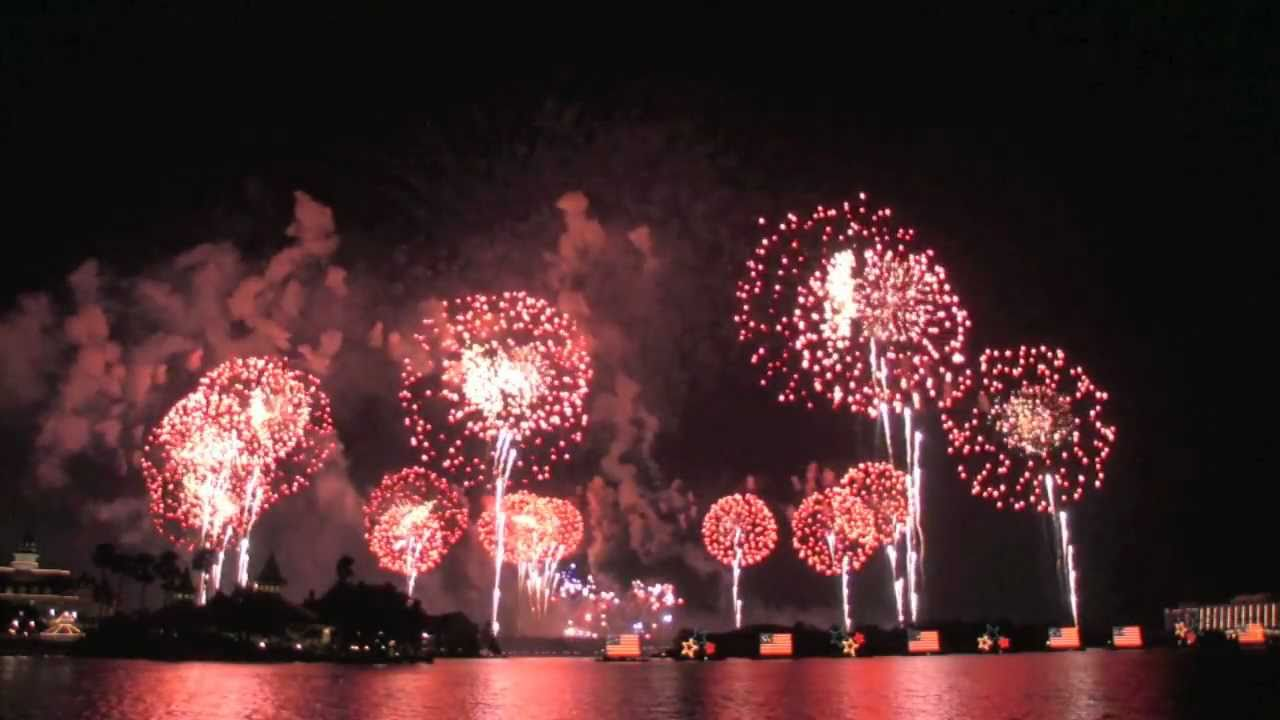 Disney's Celebrate America - A 4th of July Concert in the Sky 2011