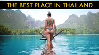 Thailand's hidden gem is Khao Sok National Park. It is mind blowing that the best part of the country is also one of the most unvisited and unheard of. Tucked in the Surin Province, it is not all that hard to get here from the southern islands of Thailand. Get here before it's too late!Coming to Thailand? I made a video guide to Thailand for you! http://getlosttravels.com/Yesterday's vlog - Khao Sok Part 1https://www.youtube.com/edit?video_id=TTaZwGUPR7oThank you to Royal Cliff Resort for having us - I highly recommend it!Instagram https://www.instagram.com/lostleblancSnapChat LostLeBlancTwitter LostLeBlancFacebook LostLeBlancLaura's Instagram LaurareiddLaura's YouTube https://www.youtube.com/laurareiddSongs:Jonas Blue - Perfect StrangersFeel About It - Copyright Free Music HERE: https://goo.gl/fF1Q5NStay - Alessia Cara & Stay (Uplink x Magnus Remix)Martin Garrix - There For YouCopyright Free Music HERE: https://goo.gl/fF1Q5N--------------------------------------FAQ:-What camera and equipment do you use? https://www.youtube.com/watch?v=Kuq50cVSFbw-What do you use to edit your videos? FCPXApril XXX, 2016