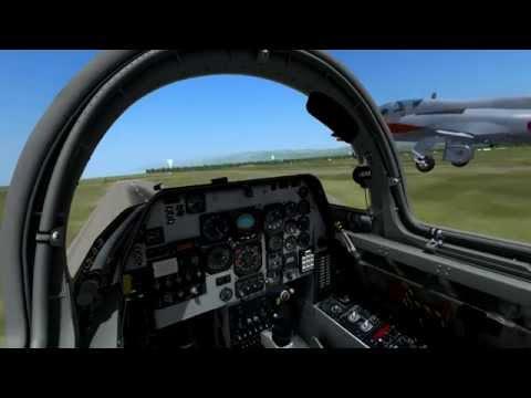 C-101 Aviojet teaser from AvioDev...