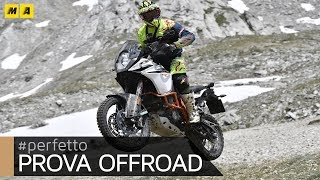 2. KTM 1090 Adventure R TEST: potentissima! [ENGLISH SUB]