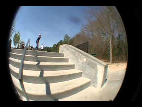 Charleston Skatepark Team Montage @ Owens Field Skatepark Columbia, SC
