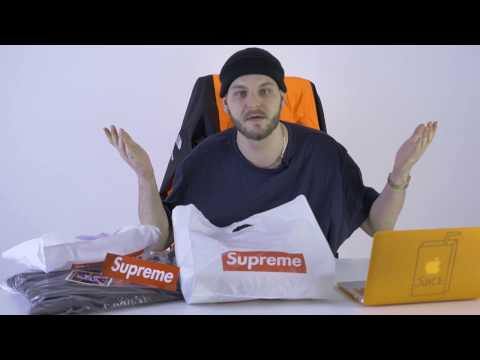Supreme drop | 20. 4. 2017
