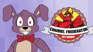 Join Frederator ► https://dashboard.frederator.com/apply/frederator?aggregatorKey=tonyHey, guys! Bonnie has something interesting to tell you... Do you love animations, do you dream to become an animator one day? Well, this video is for you! But even if you prefer drawing, or you love voice acting, you might find some interesting material! :3Channel Frederator is a network specialised in animations (do Bee and Puppycat or Bravest Warriors say anything to you...?), and it has helped lots or artists to turn what once was a hobby into a real job. Not only that, but it gives you the chance to meet hundreds of people like you (artists of all kind!), hang out with them, and maybe collaborate for a cool project as a team! ;3 Plus, there are lots of video collabs organized by the Network itself, that are a cool, fun way to get noticed for your work! Well, what I'm trying to say is that it's a pretty awesome place that offers many opportunities! :)If you're interested and want to join the Network, follow this link here ► https://dashboard.frederator.com/apply/frederator?aggregatorKey=tonyI want to thank the legendary Laphin Hyena for voicing Bonnie once again, thanks a lot, really!! ^^Take a look at his Twitch (he's way more active here than on YouTube now!!):Laphin's Twitch ►http:// twitch.tv/laphinHis channel:Laphin's YouTube ►http://bit.ly/CharacterVoiceAnd his website:Laphin's Website ►http://voiceoverfun.comThank you, guys, for being more than 1'134'000! ^w^ Thank you so, so much, it's getting wonderfully crazier and crazier!If you're not subscribed yet, what about following this link? :3http://bit.ly/21hjVHzHey! You might also follow me at these links!Facebook ► http://www.facebook.com/TonyCrynightOfficial My Twitter ► http://twitter.com/TonyCrynight My Tumblr ►http://tonycrynight.tumblr.com My DeviantArt ► http://tonycrynight.deviantart.com Thanks to my awesome patrons for their loyal and pretious help! ^^ If you want to support me and my collaborators, go here! :3Pat