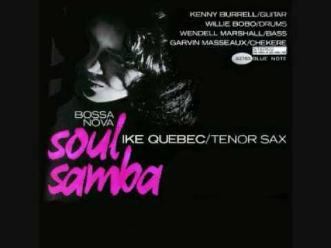 Ike Quebec – Blue Samba