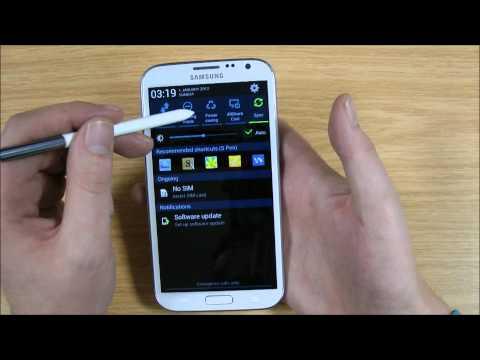 Bluetooth tips - A video explaining how to save power day to day and in an emergency on your Samsung Galaxy Note 2. Covers everything from Sync, Wifi, GPS, Mobile Data and Bl...