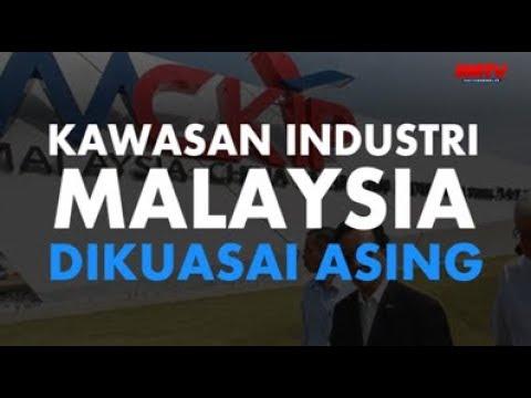 Kawasan Industri Malaysia Dikuasai China