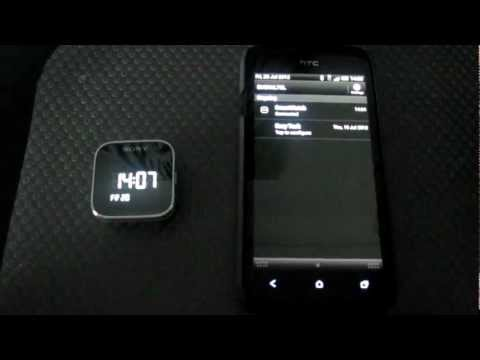 Video of Vibrate Alarm for SmartWatch