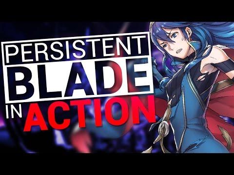 PERSISTENTBLADE LUCINA IN ACTION!! - Super Smash Bros. for Wii U - TSM ZeRo