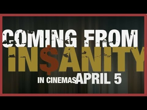 COMING FROM INSANITY | MOVIE TRAILER REACTION