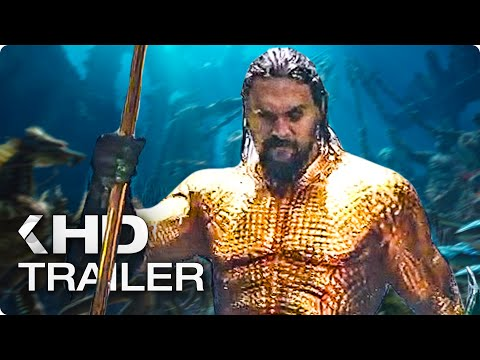 AQUAMAN Extended Trailer 2 (2018)