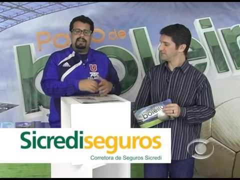Vídeo Papo de Boleiro 05 10 2015