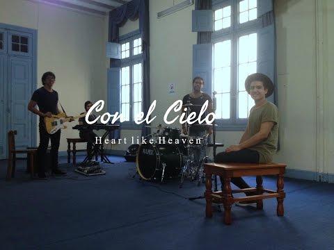 Ayrton Day - Con el Cielo [Hillsong United - Heart like Heaven] (Cover en español)
