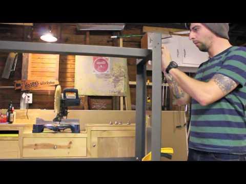 I-Semble Steel Furniture Frame Kits