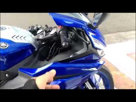 Yamaha YZF R15 2017 Malaysia