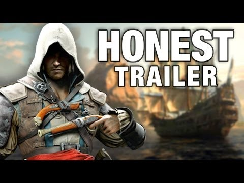 assassins - Join us every other Saturday for more Honest Game Trailers! Subscribe to Smosh Games: http://smo.sh/SubscribeSmoshGames After the disappointing let down that...
