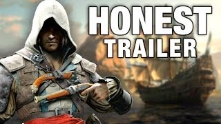 Assasin's Creed 4 - Honest Game Trailers
