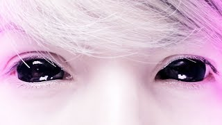 Video Black Sclera Contacts Review (Colour Your Eyes) ☮ ♡ MP3, 3GP, MP4, WEBM, AVI, FLV Februari 2018