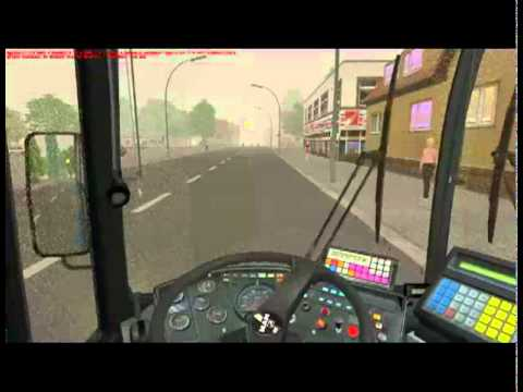 Omsi Bus simulator MAN SD202-D92