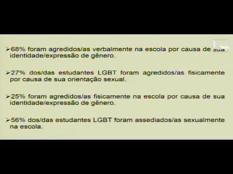 EDUCAÇÃO - Debate sobre orientação sexual e de gênero na base curricular - 08/06/2017 - 09:35