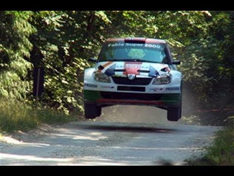 skoda fabia super 2000 - rally