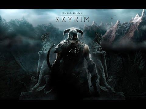 The Elder Scroll 5: Skyrim # 1[Ящер]