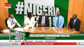 Eyes On Governorship Polls Across Nigeria PT7