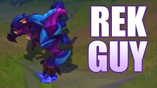 League of Legends : Rek Guy